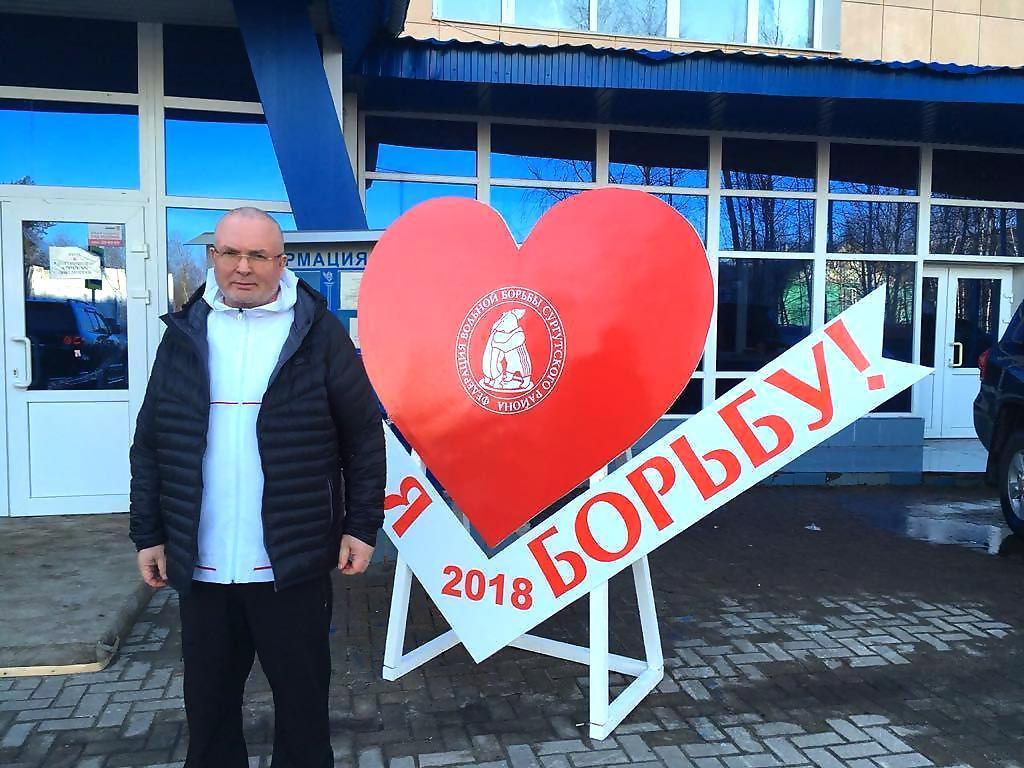 Владимир Семенов, вольная борьба, спорт