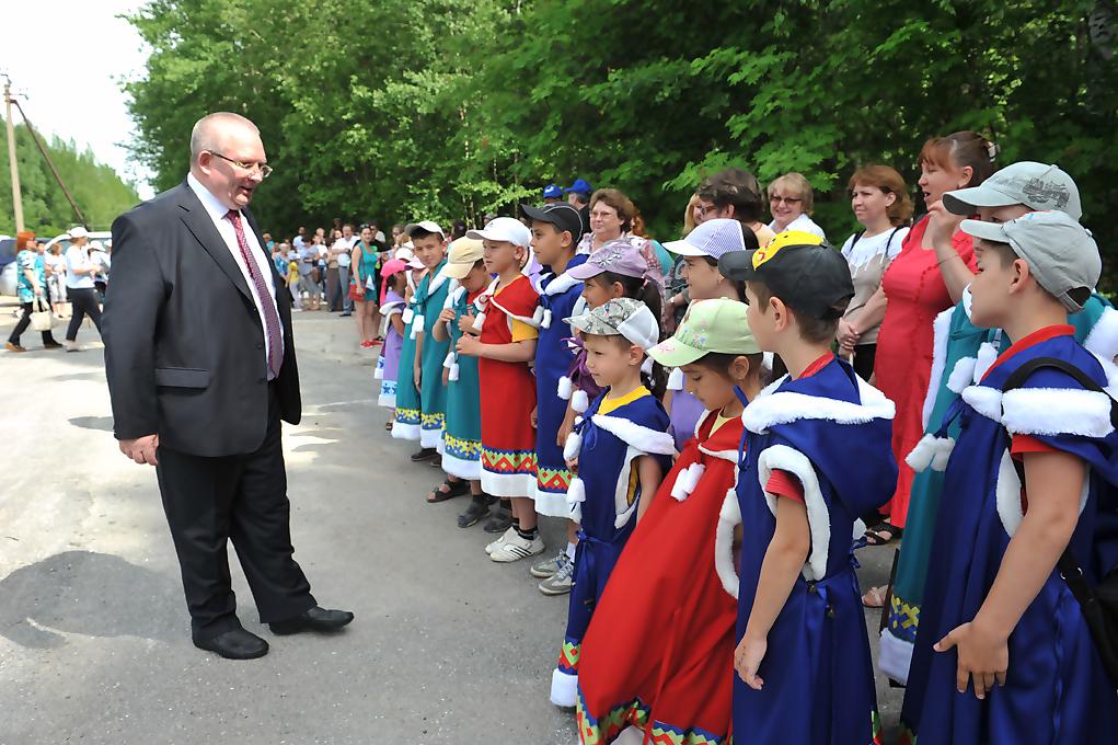 Владимир Семенов, дети