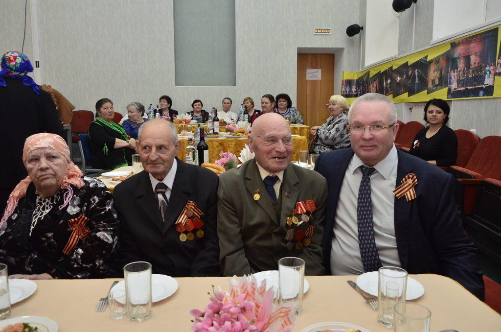 Владимир Семенов, ветеран