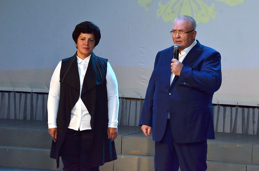 Алла Бочко, Владимир Семенов