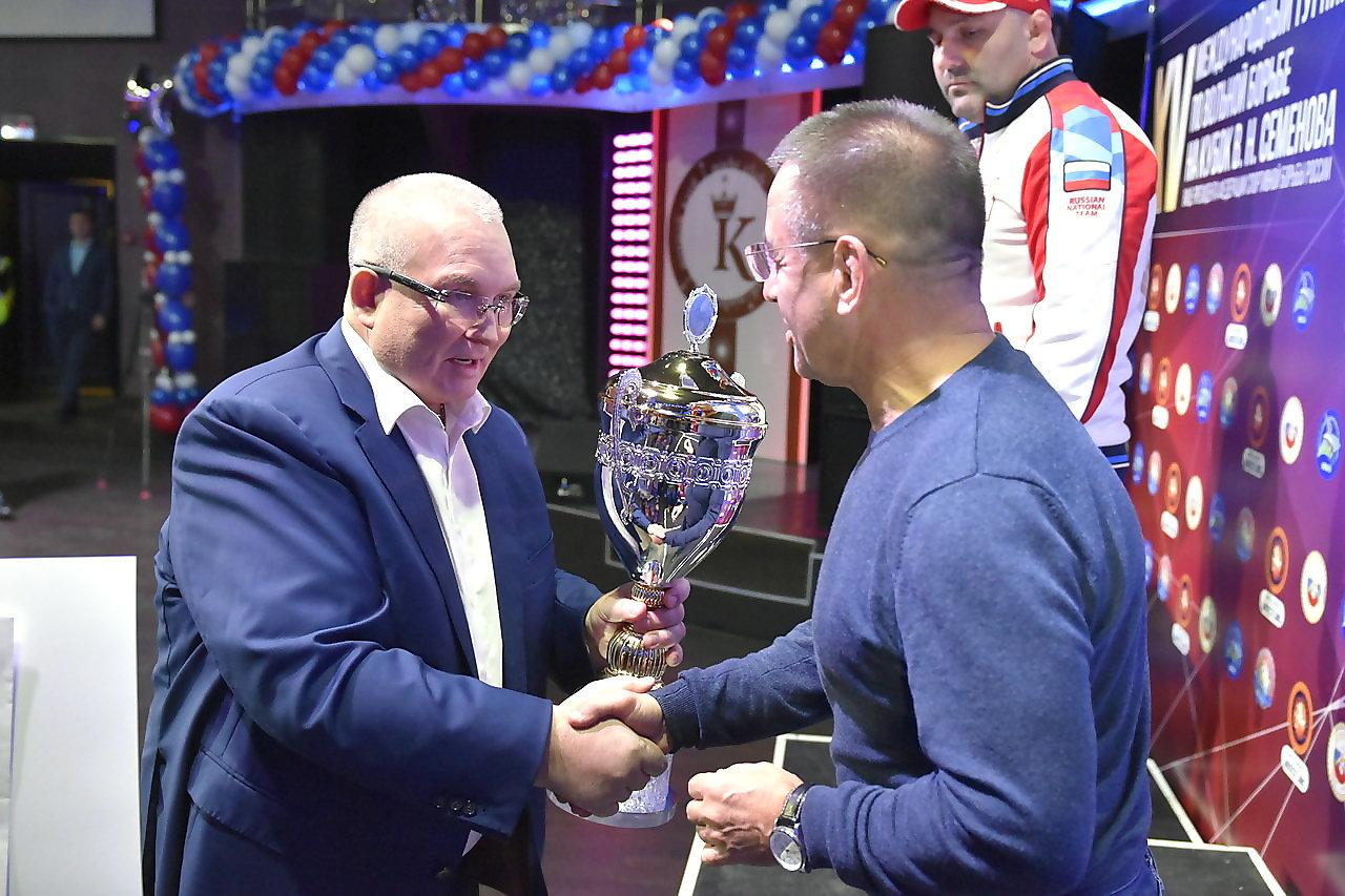 Владимир Семенов, борьба, сспорт, турнир