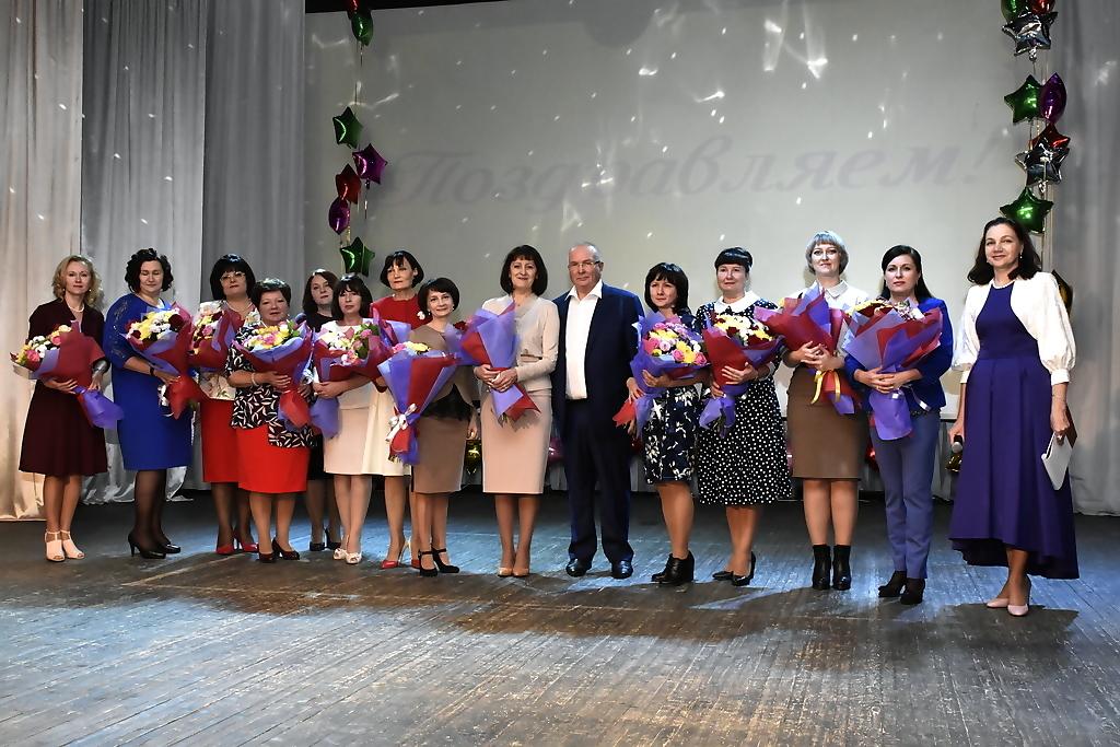 День учителя, Владимир Семенов