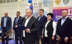 II Открытый Всероссийский юношеский турнир по боксу, Владимир Семенов