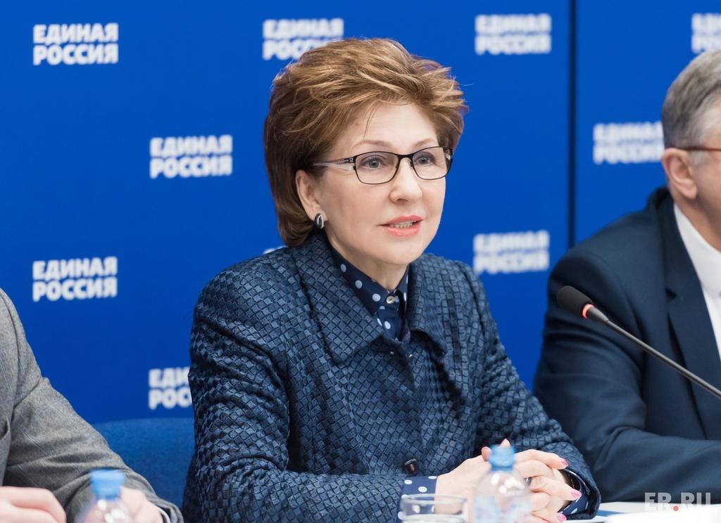 Галина Карелова, координатор, ЕР