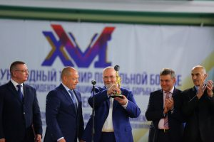 Владимир Семенов, турнир, борьба