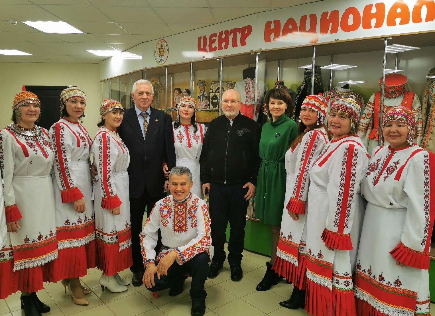 Владимир Семенов, Чувашия, толерантность