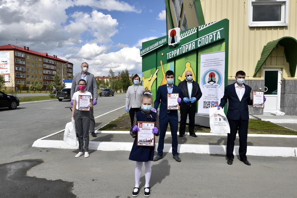 Владимир Семенов, Галина Лапковская, шахматы