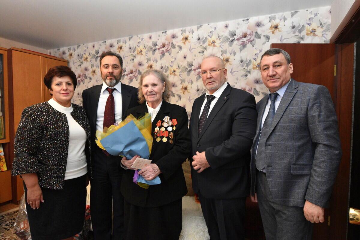 Алла Бочко, Андрей Руцинский, Зря Ерохова, Владимир Семенов, Сергей Кудашкин